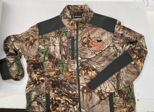 Dri Duck Camo Jacket